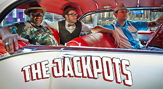 The Jackpots rock and roll band Leicestershire 2